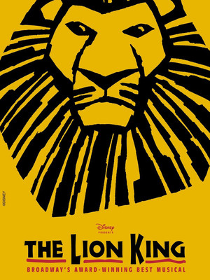 The Lion King, Sarofim Hall, Houston
