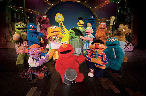 Sesame Street Live: Elmo Makes Music dates for your diary