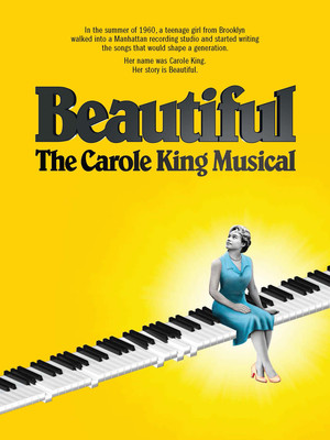 Beautiful The Carole King Musical, Sarofim Hall, Houston