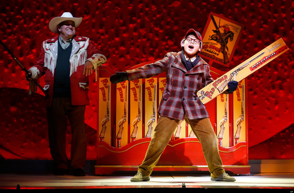 A Christmas Story - Theatre Under The Stars, Houston, TX - Tickets, information, reviews