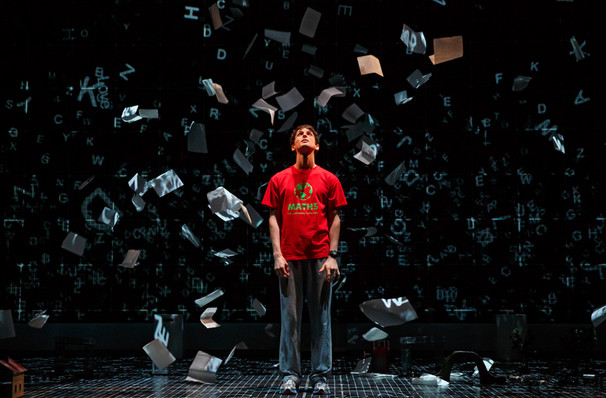 The Curious Incident of the Dog in the Night Time, Sarofim Hall, Houston