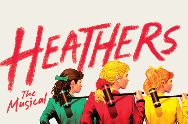 Heathers The Musical, Zilkha Hall, Houston